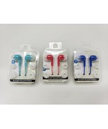 Onn In-Ear Headphones and 3 Different Ear Tips - New - $8.99