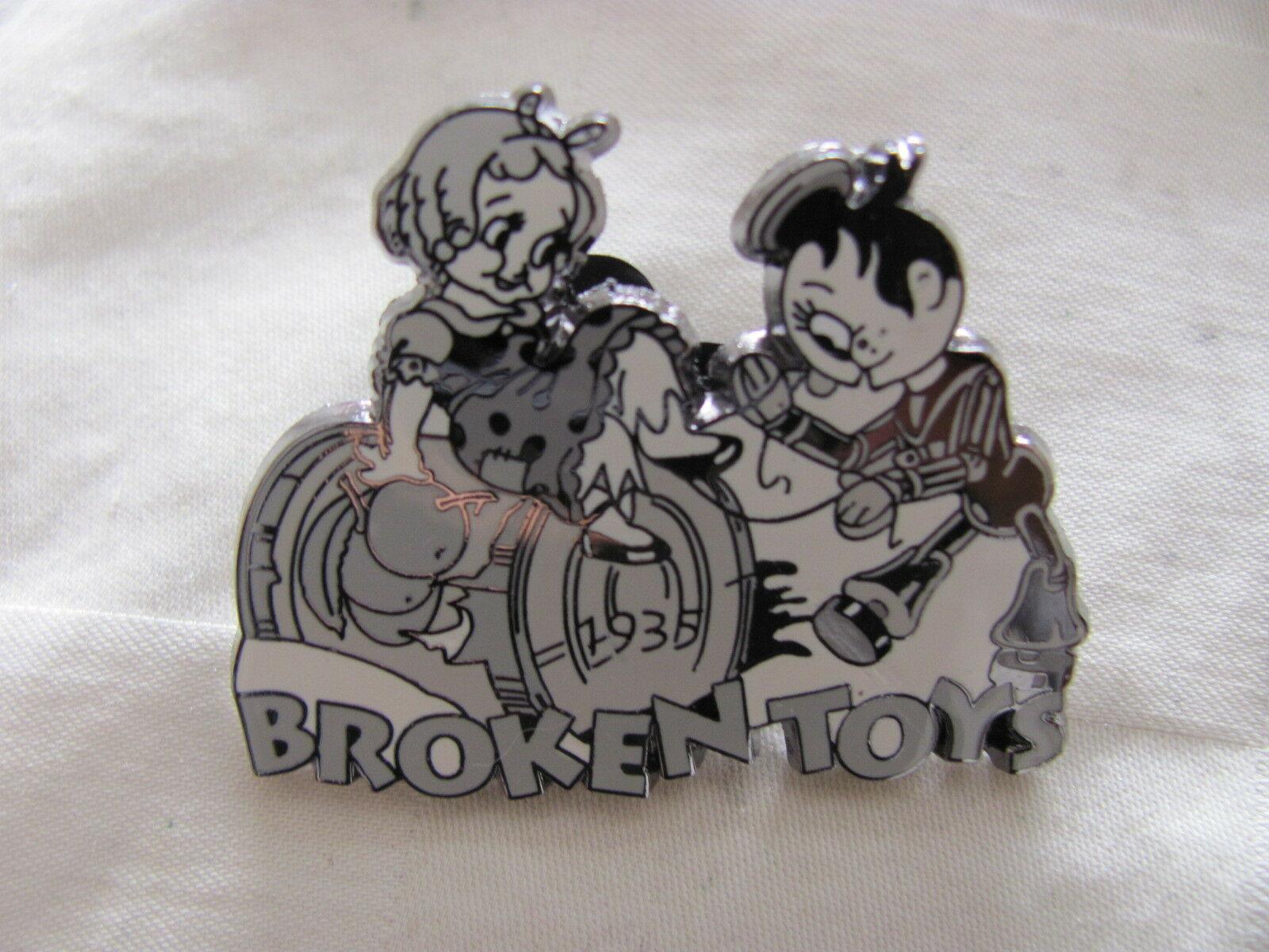 Disney Trading Pins  8502 100 Years of Dreams #91 - Broken Toys - $7.70