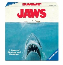 Jaws Board Game By Ravensburger Brand New And Factory Sealed In Hand Mint In Box - $47.95