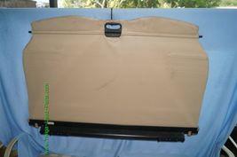 99-04 Bmw E46 323i 325i 325iX Retractable Rear Cargo Cover Privacy Shade w/ Net image 8