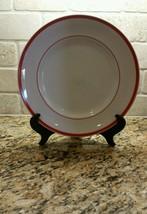 "William Sonoma Brasserie Red 11 1/4"" Dinner Plate - $15.83"