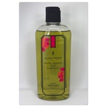 Victoria's Secret Island Escape Beachy Coconut & Sugarcane Body Wash 8.4 fl oz. - $19.79