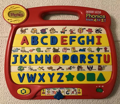 VTech Little Smart Phonics From A to Z Letter - 5 Activities, 4 Songs, B... - $22.80