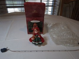 Hallmark Little Red Riding Hood Keepsake Ornament Madame Alexander 1991 NOS RARE - $10.88
