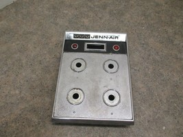 JENNAIR RANGE CONTROL PANEL PART# 12200055 - $25.00