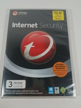 Trend Micro Internet Security Windows 8 Mac And iOS 3 Devices Protected - $29.69