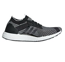 Adidas UltraBoost X Black Gray Oreo CQ0009 Womens Running Shoes - £80.88 GBP