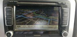 Volkswagen Golf Jetta CC EOS CD Satellite Player Radio Stereo 3co-035-684 image 10