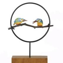 Iron Parrot Ornaments Home Decoration Furnishing   big - $103.74