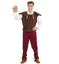 Tavern-keeper (m) (shirt With Vest Pants Leg Ties) - $40.09