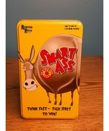 Smart Ass The Ultimate Trivia Card Game Ages 12+ NEW University Games 2+... - $12.38