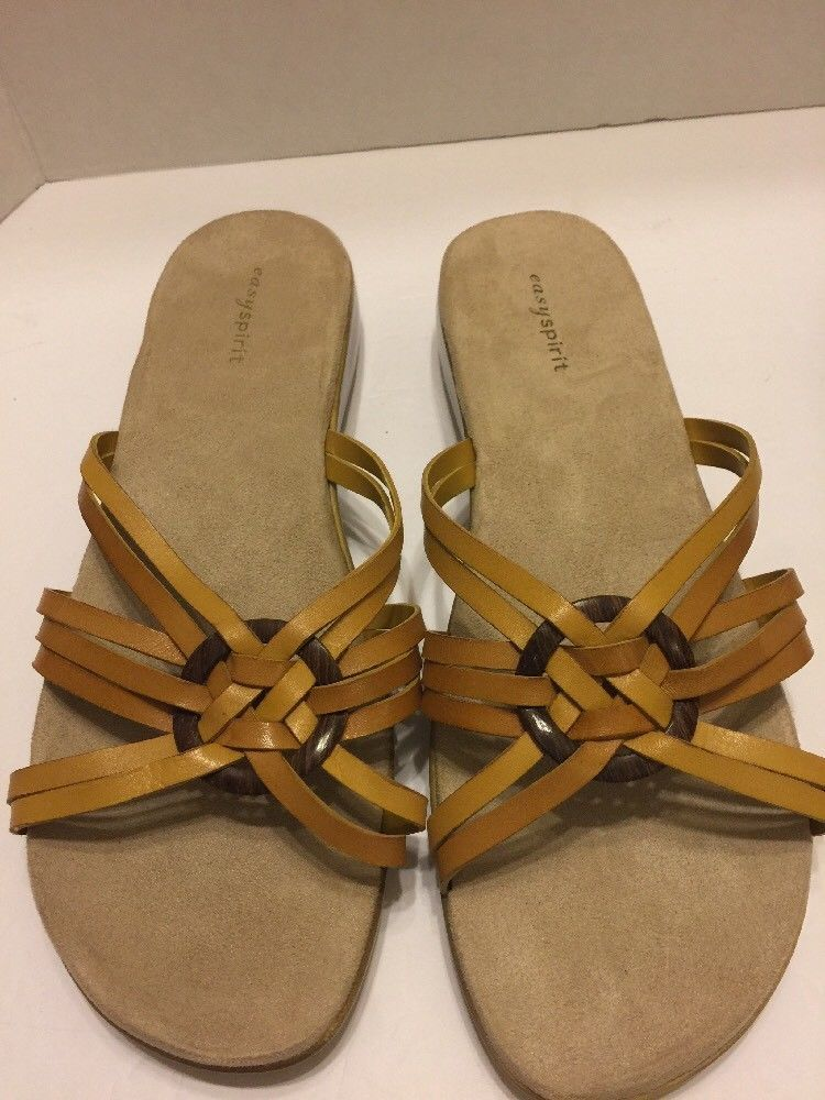 00edc7a21611 Easy Spirit 11M Sandals Flat Slide On Two and 31 similar items