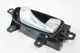 14-2018 infiniti q50 rear right passenger side interior door handle gray oem - $17.64