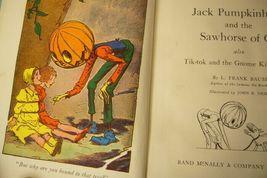 3 L Frank Baum 1939 Books Pumpkinhead - Road - Land image 6