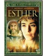 ESTHER - Bible Stories - DVD - $20.95