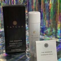 NEW IN BOX Tatcha The Essence Plumping Skin Softener 25mL (Not A Full Size)