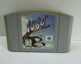 1080 Snowboarding  (Nintendo 64, 1998) N64 Video Game ~ Tested Working - $9.89
