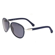 Simplify Stanford Polarized Sunglasses - Silver/Black - $215.00