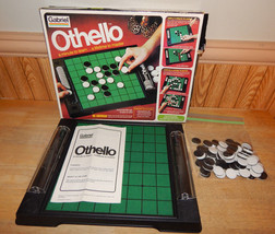 1991 Pressman Othello Board Game Original Box - $16.64