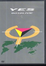 Yes 9012 Live - DVD - $24.95