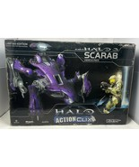 Halo 3 Scarab Vehicle Pack ActionClix SDCC Limited Edition - WizKids 200... - $651.70