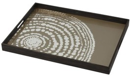 NOTRE MONDE Tray Transitional Tribal Quest Rectangular - $199.00