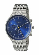 Mens Fossil FS5542 Chase Timer Stainless Steel Bracelet Watch - $85.60