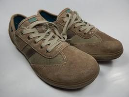 Keds Sportive T‑toe Walking Shoes Women's Size US 5.5 M (B) EU 35.5 Brown