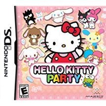 Nintendo DS Hello Kitty Party Game [video game] - $18.61