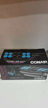 Conair Xtreme Instant Heat Jumbo And Super Jumbo Hot Rollers; Bonus Super Clips  - $29.99