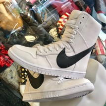 Men's Nike White/Black Men's Fashion Sneakers - $399.00