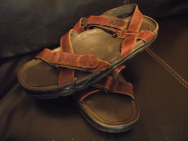 Timberland Men's Brown Sandals Size 12   - $24.57 CAD