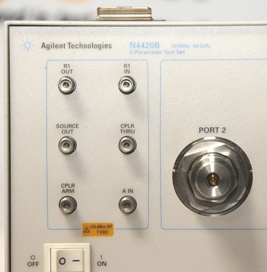 Hats Hp Agilent Keysight 8511a 4-channel 26.5 Ghz Frequency Converter With Warranty Strong Packing Clothing, Shoes & Accessories