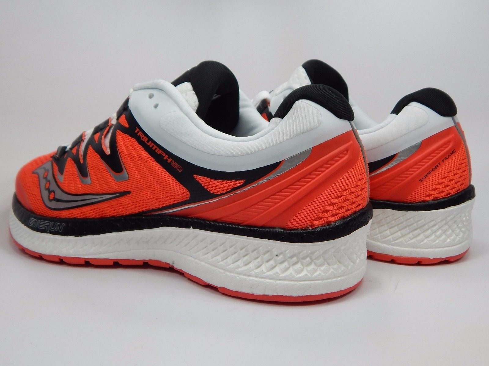 Saucony Triumph ISO 4 Women's Running Shoes Size US 8 M (B) EU 39 Red S10413-2