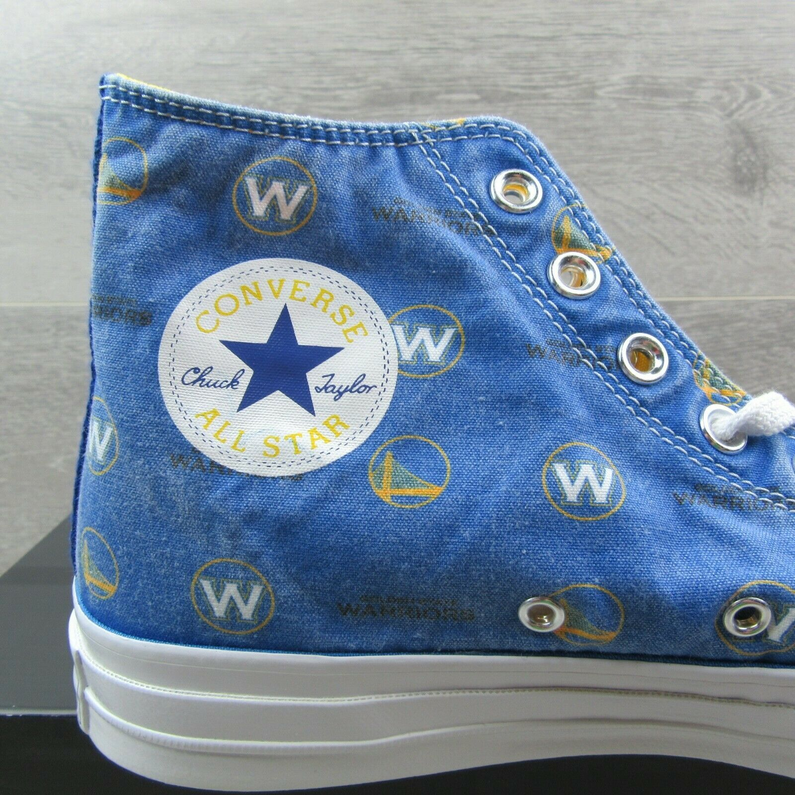 Converse Chuck Taylor AS 70 Hi Golden State Warriors Size 10 Mens 161161C