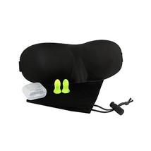3D Sleep Mask for Night Sleeping Contoured Shape Ultra lightweight & Com... - $16.30 CAD