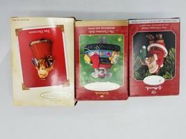 Hallmark Keepsake Ornament Lot - 3 pcs - $6.88