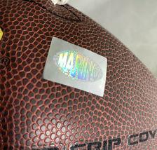 DAN MARINO / AUTOGRAPHED FULL SIZE NFL LOGO WILSON BRAND FOOTBALL / MARINO HOLO image 4