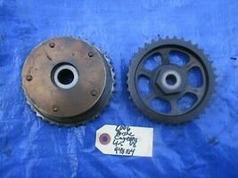 2006 Porsche Cayenne 4.5 V8 left side camshaft cam gear set VTC gear OEM 948105 - $99.99