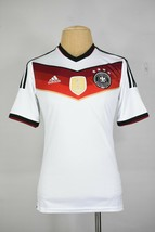 Adidas Germany jersey S world cup 2014 home soccer football shirt - $40.00