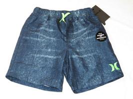 Boys Hurley youth L swim board shorts NWT surf skate brand 981930-B7D In... - $26.72
