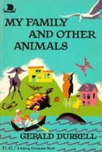 my family and other animals [Paperback] [Jan 01, 1956] durrell, gerald