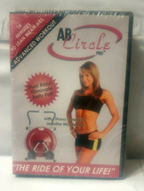 Lot of 3 AB Circle Pro - 6, 12, & 16 Minute ABS DVD's, NEW SEALED  - $19.75