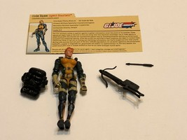 2002 G.I. JOE Action Figure Agent Scarlett ( Ref # 4-14 ) image 1