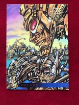 Marvel Flair Annual 1995 #22 Phalanx Single Card - $4.99