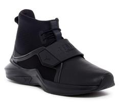 New in Box -  FENTY PUMA by Rihanna Black Hi Trainer Sneaker Size 6 - $64.34