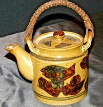 Tea Pot - Stoneware AA20-7124 Vintage