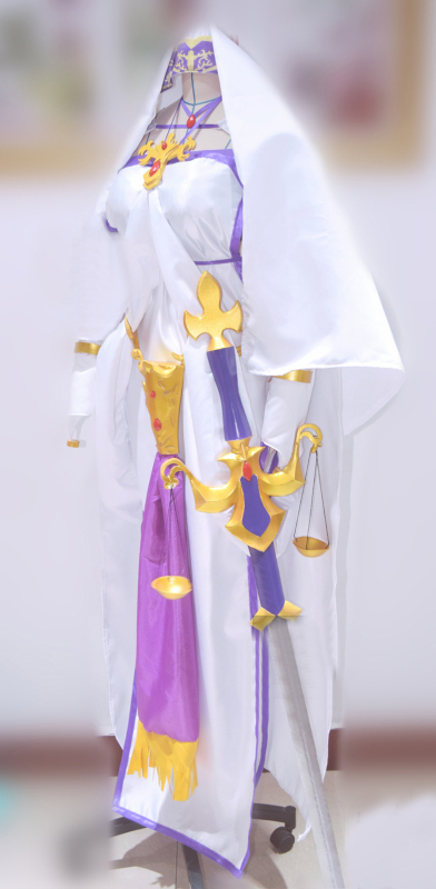 Goblin Slayer Sword Maiden Cosplay Costume for Sale