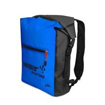 25L Waterproof Backpack, Outdoor Packable Bag / Dry Sack -  DARK BLUE - $26.95