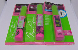 MAYBELLINE GREAT LASH Mascara 0.43oz./ 12.7ml Choose Shade - $5.90